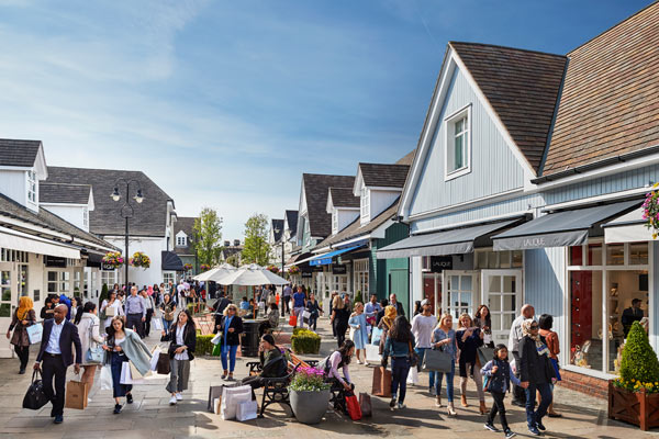How Bicester Village became a top tourism destination in the UK
